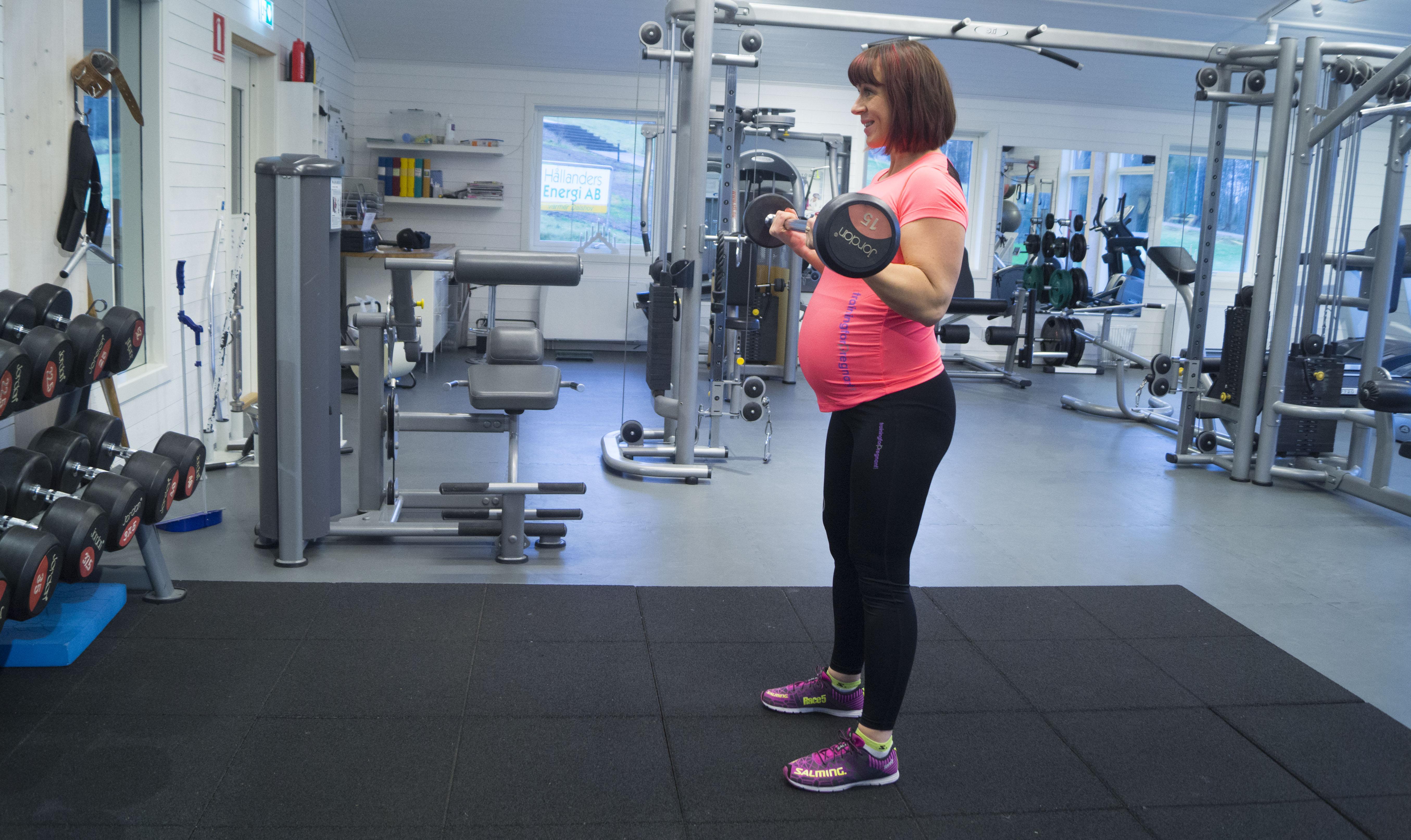 112817Träning under graviditet