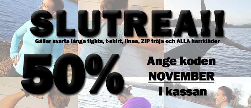 Slutrea på höstens kläder i min webshop- 50 %rabatt