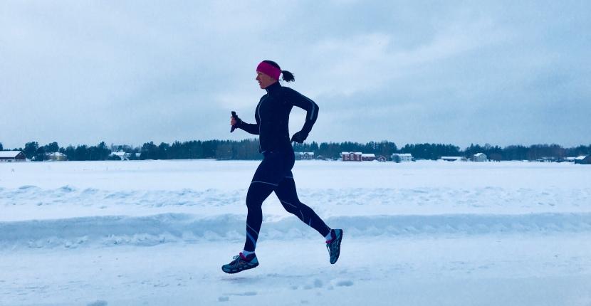 Livesändning om löpning