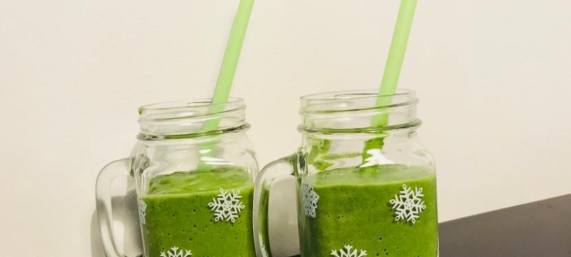 Recept grön smoothie