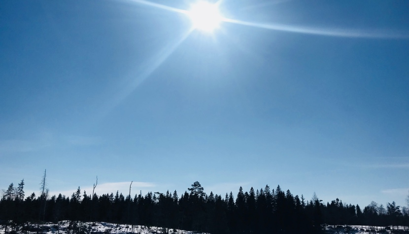 Långfredag på isen