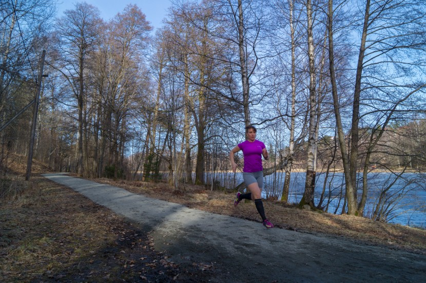 Seger running sense- löparstrumpor deluxe