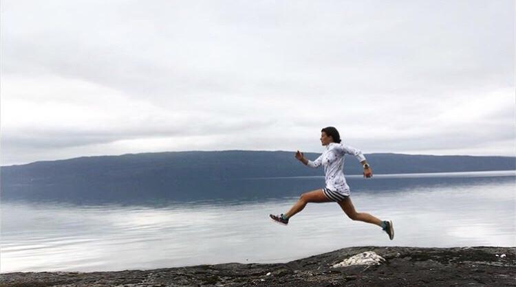 Gästinlägg- Emily sprang ultra utankorsband