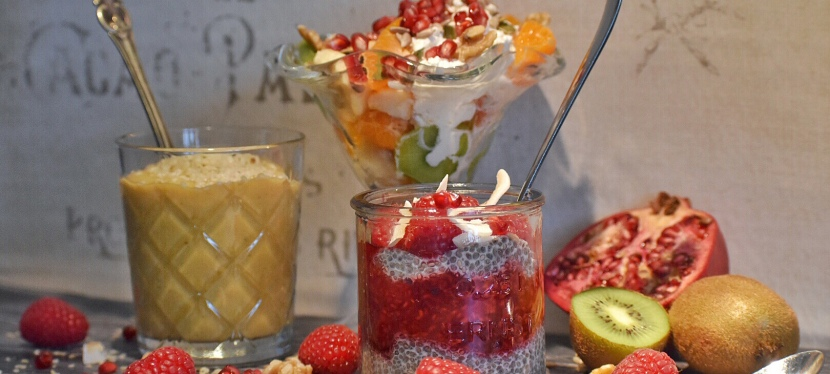 5 frukost-tips på 5minuter