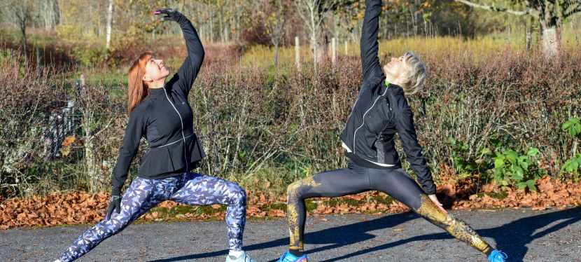 Move & relax- yoga, meditation och livskvalitet